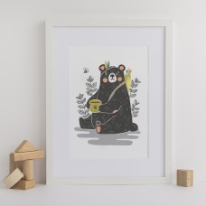 Baby Trinkets - A3 Print Box Frame