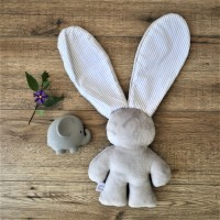 Gift Set - Lily & Jack Snuggle bunny with Animal Teether