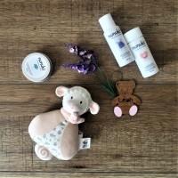 Gift Set - Lila Lamb Musical toy, Keyring and Nunuki Product