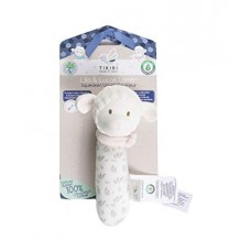 Lila Lamb Squeaker with Rubber head