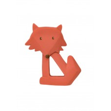 Natural Rubber - Fox Teether