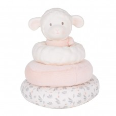 Lila Lamb Stacker Pink