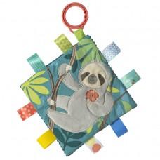 Taggies Crinkle Me Molasses Sloth – 15cm