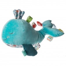 Taggies Sleepy Seas Whale Soft Toy - 30cm