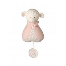 Lila Lamb Musical Toy - Pink