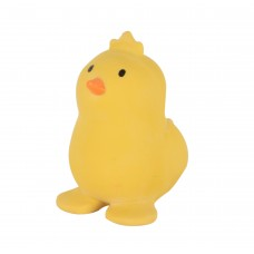 Natural Rubber Chick Teether/ Bath toy and rattle