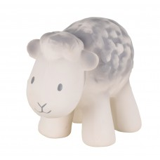 Natural Rubber Sheep Teether/ Bath toy and rattle